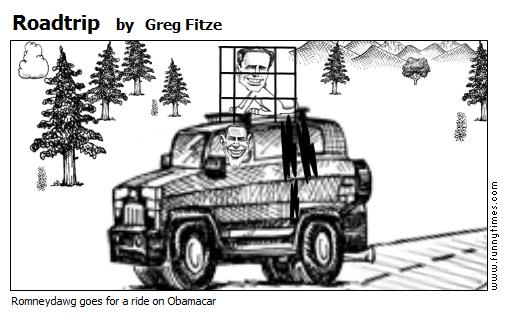 Roadtrip by Greg Fitze