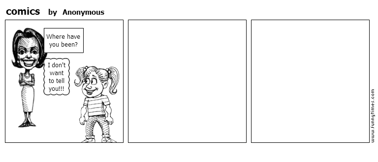 comics by Anonymous