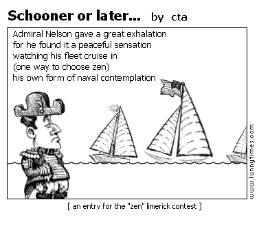 Schooner or later... by cta