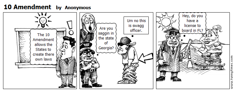 10 Amendment by Anonymous