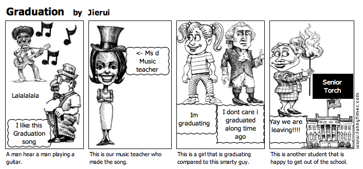 Graduation by Jierui