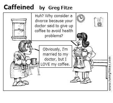 Caffeined by Greg Fitze