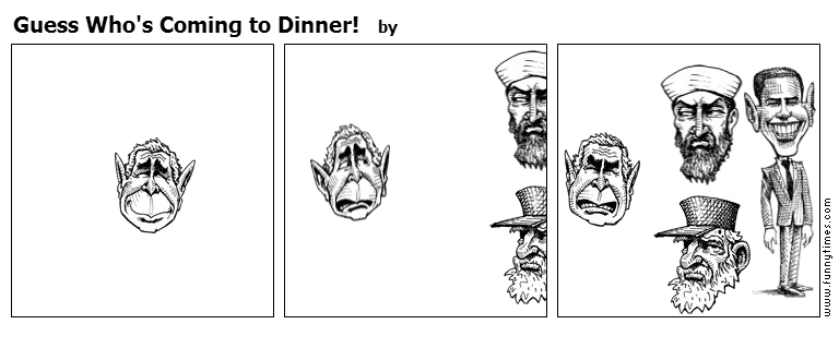 Guess Who's Coming to Dinner by
