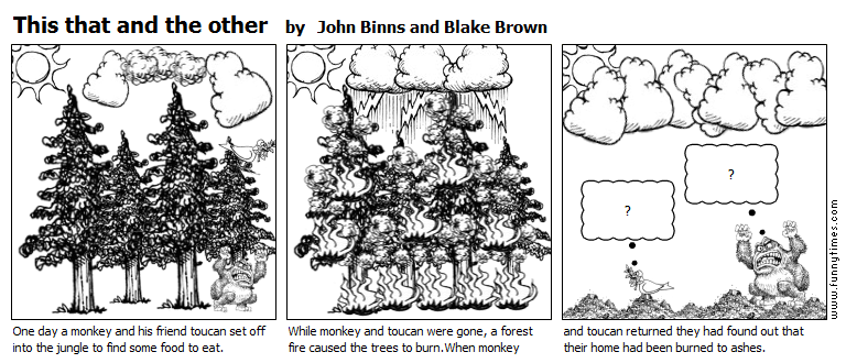 This that and the other by John Binns and Blake Brown
