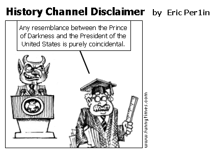 History Channel Disclaimer by Eric Per1in