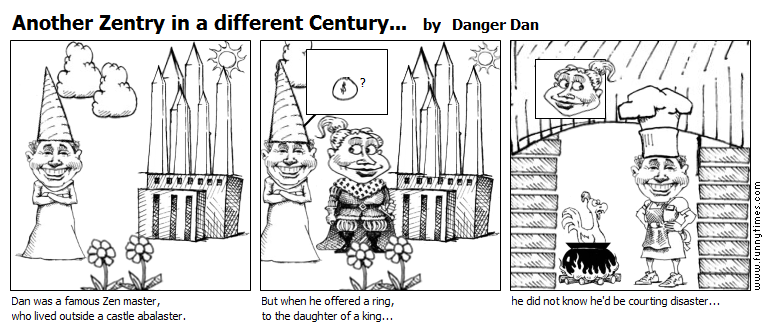 Another Zentry in a different Century... by Danger Dan