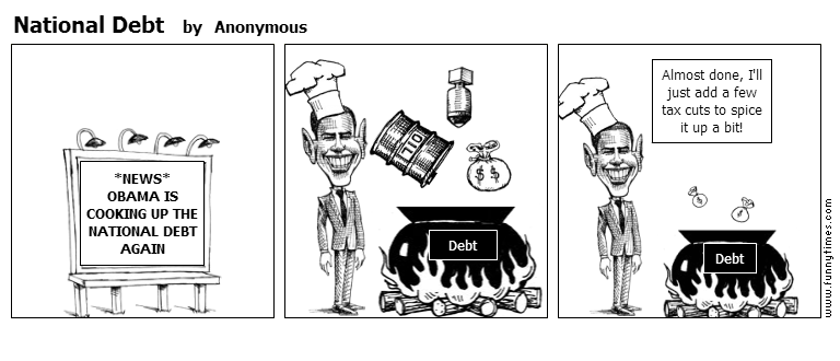 National Debt by Anonymous