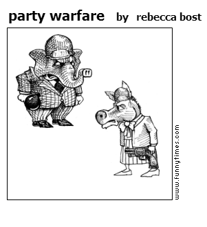 party warfare by rebecca bost