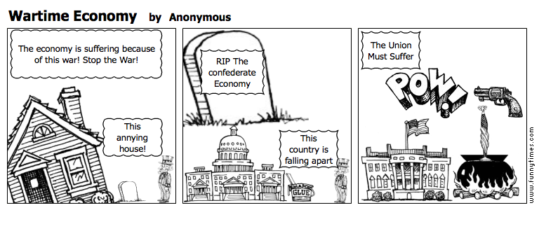 Wartime Economy by Anonymous