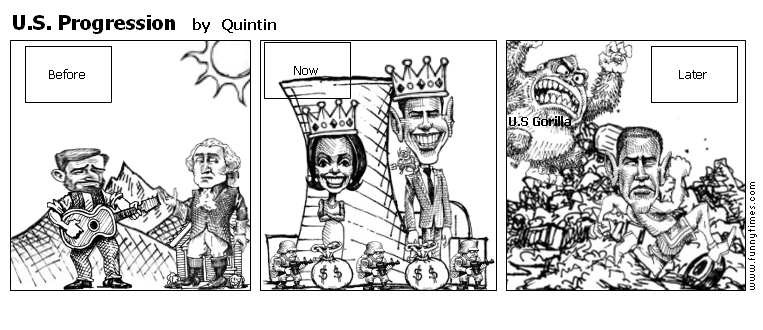 U.S. Progression by Quintin