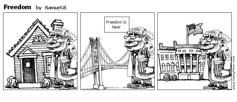 Freedom by Samuel.B