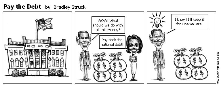 Pay the Debt by Bradley Struck