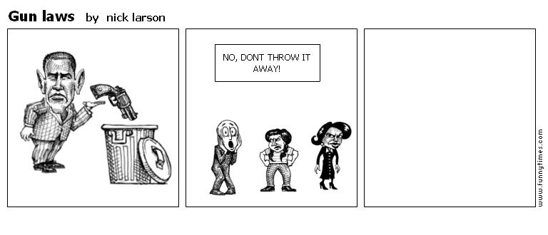 Gun laws by nick larson