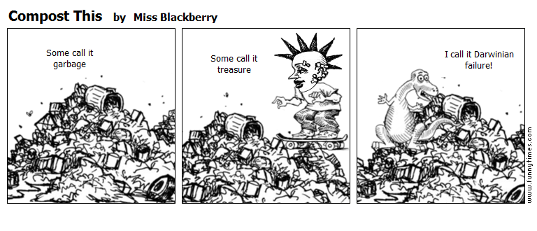 Compost This by Miss Blackberry