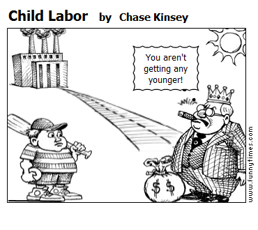 Child Labor by Chase Kinsey
