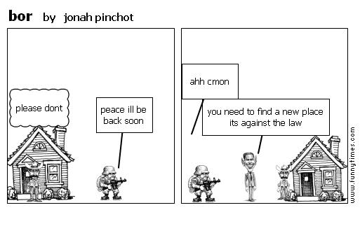 bor by jonah pinchot