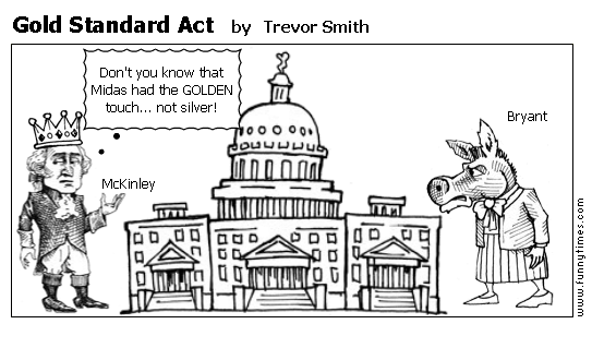 Gold Standard Act by Trevor Smith