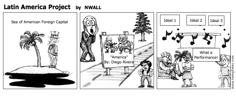Latin America Project by NWALL