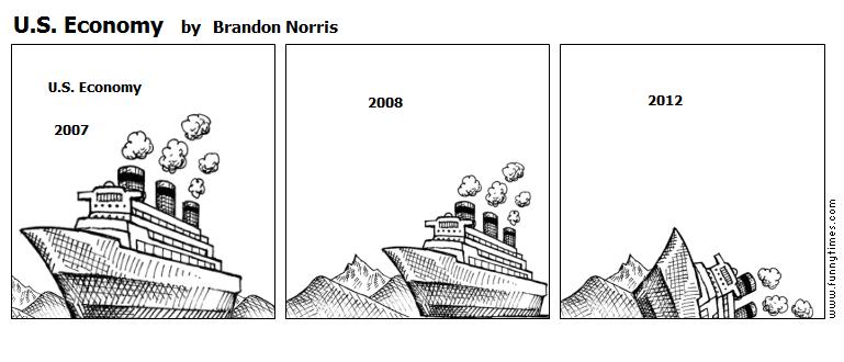 U.S. Economy by Brandon Norris