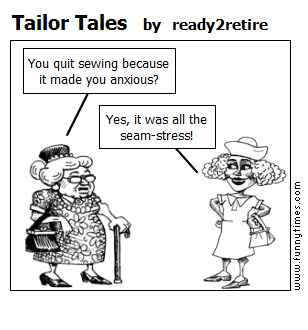 Tailor Tales by ready2retire