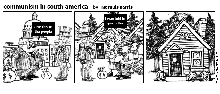 communism in south america by marquis parris