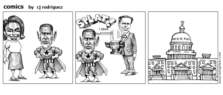 comics by cj rodriguez