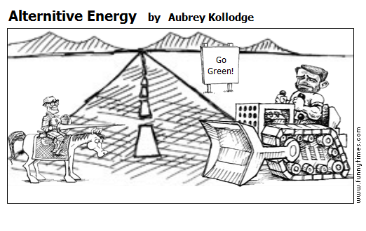 Alternitive Energy by Aubrey Kollodge