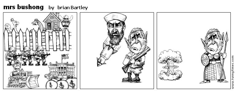 mrs bushong by brian Bartley