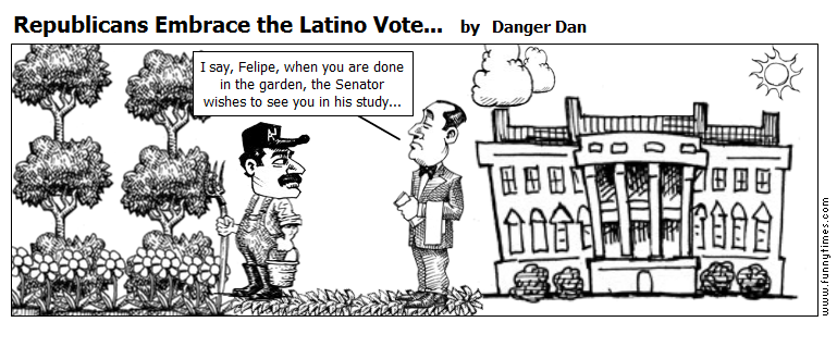 Republicans Embrace the Latino Vote... by Danger Dan