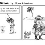 Bach in Gabon