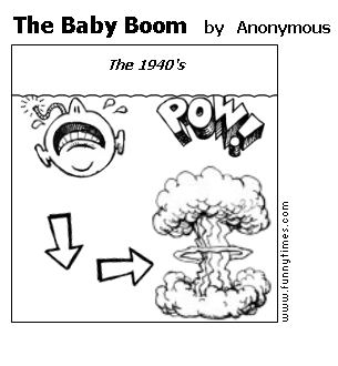 The Baby Boom by Anonymous