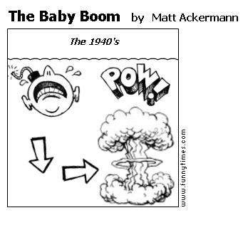 The Baby Boom by Matt Ackermann