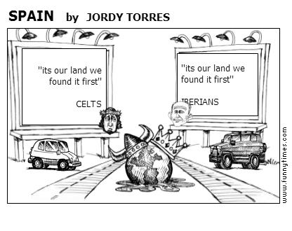 SPAIN by JORDY TORRES