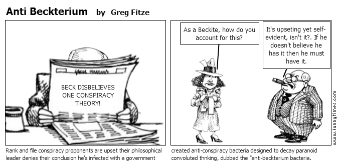 Anti Beckterium by Greg Fitze