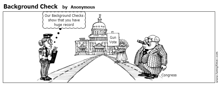 Background Check by Anonymous