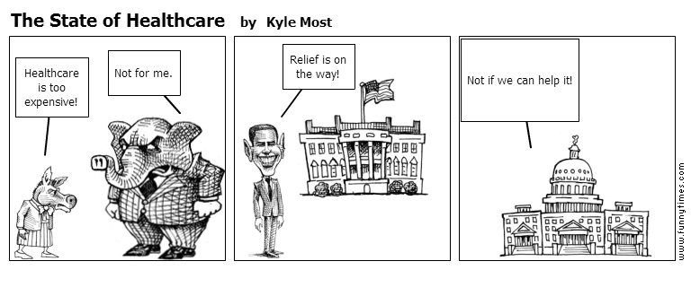The State of Healthcare by Kyle Most