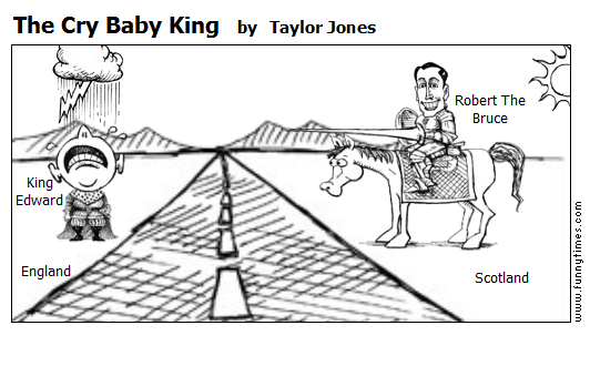 The Cry Baby King by Taylor Jones