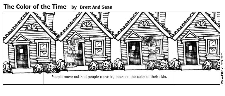 The Color of the Time by Brett And Sean