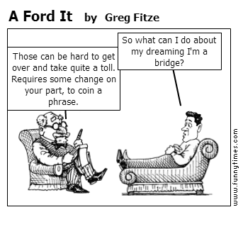A Ford It by Greg Fitze