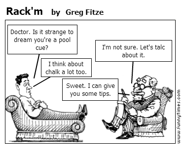 Rack'm by Greg Fitze