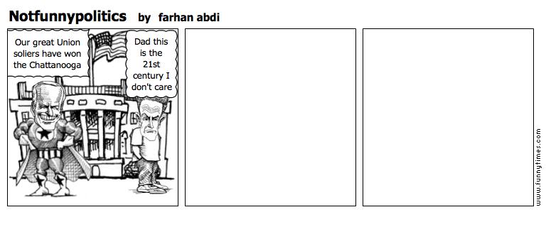 Notfunnypolitics by farhan abdi