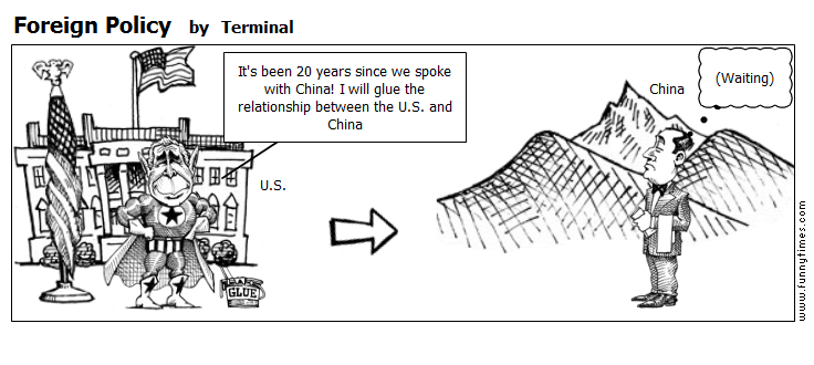 Foreign Policy by Terminal