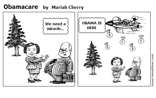 Obamacare by Mariah Cherry