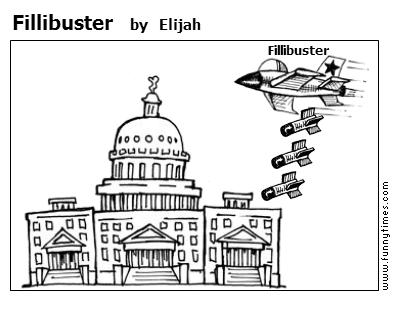 Fillibuster by Elijah
