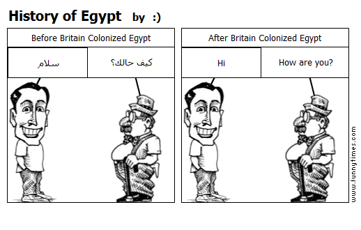 History of Egypt by