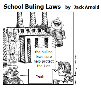 School Buling Laws by Jack Arnold