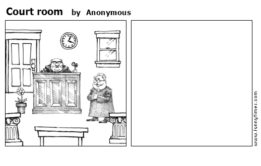 Court room by Anonymous