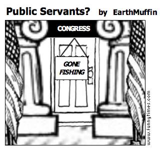 Public Servants by EarthMuffin