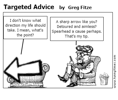 Targeted Advice by Greg Fitze