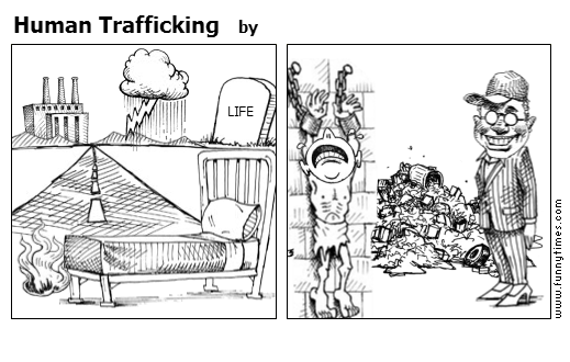 Human Trafficking by